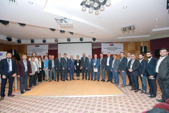TOBB İstanbul GGK, Avrupalı Girişimcilerle Ağ Toplantısında Bir Araya Geldi
