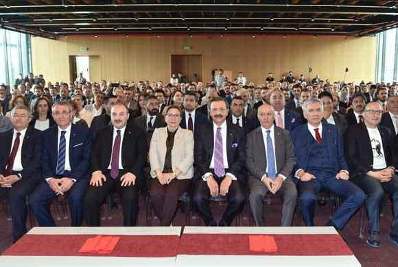 Türkiye'nin En Hızlı Büyüyen 100 Şirketi Yarışmasının Sonuçları Samsun'da Açıklandı