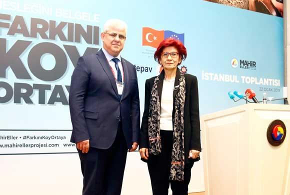 """TOBB, TEPAV ve İstanbul'da İSO İş Birliğiyle Yürütülen """"Mahir Eller"""" Ekonomiye Değer Katacak"""