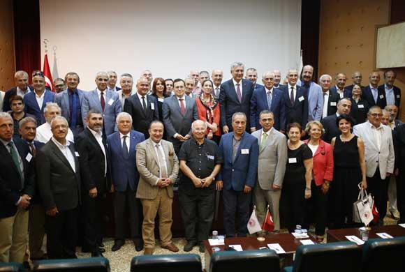 İstanbul Sanayi Odası Meclis Üyeleri Trabzon'u Ziyaret Etti