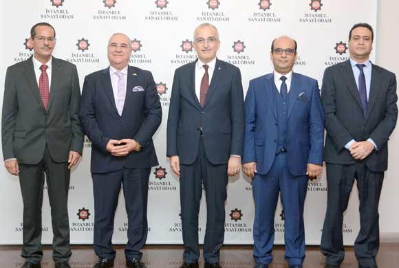 """Tunus'taki Yatırım ve İşbirliği Fırsatları İSO'nun """"Tunus Ülke Günü""""nde Anlatıldı"""