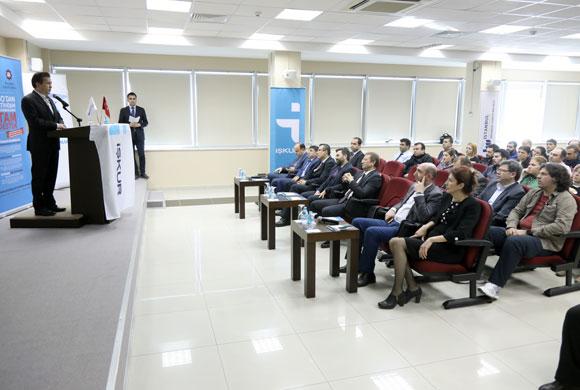 İstihdam Teşvikleri Bilgilendirme Toplantılarının 4.'sü İAYOSB'da Yapıldı