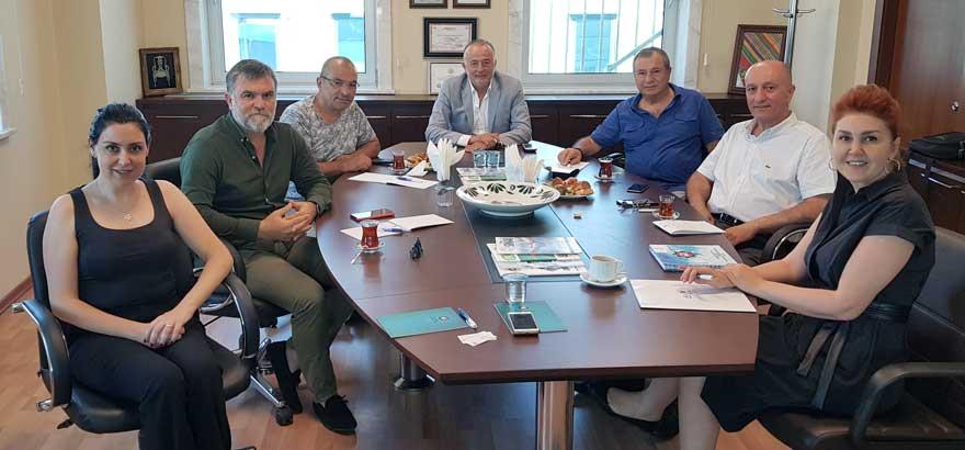 Temmuz Toplantısında Odamız Arabuluculuk Hizmetleri Hakkında Komitemiz Bilgilendirildi