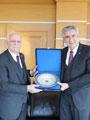 İSO Başkanı Bahçıvan ile TZOB Başkanı Bayraktar Tarımda Sanayileşmeyi Konuştu