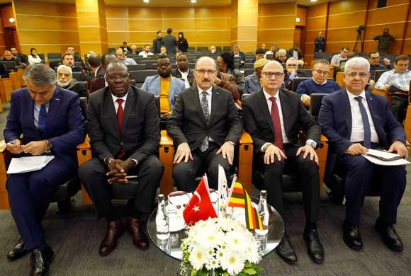 İSO, Afrika'nın Büyüyen Ekonomisi Uganda için Ülke Günü Düzenledi