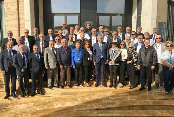 İstanbul Sanayi Odası Meclisi Üyelerinin Şanlıurfa ve Gaziantep Seyahati Başladı