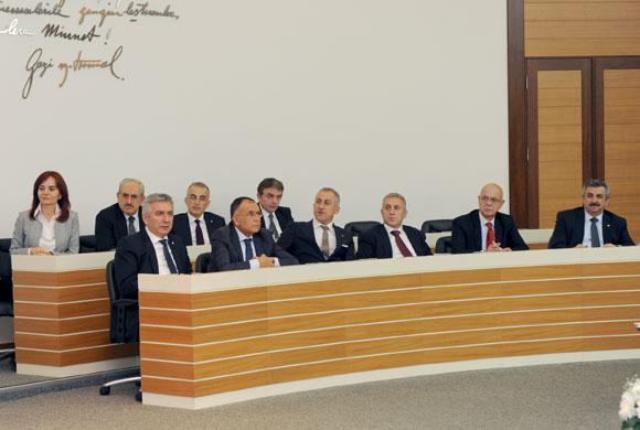 İSOV 21. Seçimli Olağan Mütevelli Heyet Toplantısı Yapıldı