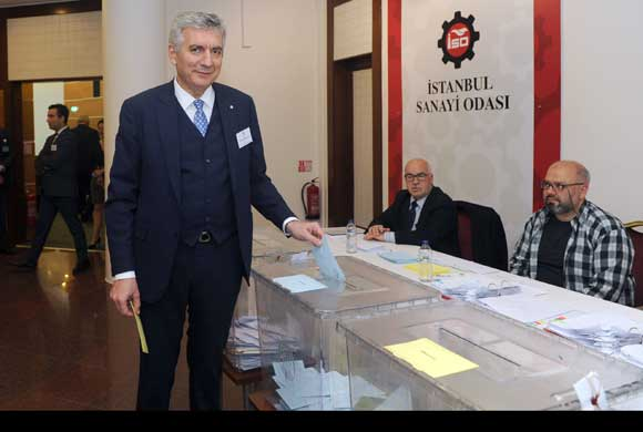 Erdal Bahçıvan, Sanayicilerin Rekor Katılım ve Desteğiyle İkinci Kez İSO Yönetim Kurulu Başkanı Seçildi