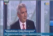 İSO Başkanı Bahçıvan, NTV'ye konuk oldu, 6.10.2015