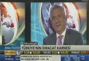 İSO Başkanı Erdal Bahçıvan Bloomberg HT'de, 01.09.2015