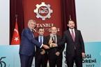 GAMAK Makina Genel Müdürü Tolga Kayaoğlu ve AR-GE Müdürü Sinan Altındağ