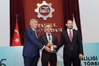 TEKSAN Jeneratör Yönetim Kurulu Başkanı Özdemir Ata