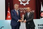 İSO Yönetim Kurulu Üyesi ve Çevre ve Enerji Kurulları Başkanı Nurhan Kaya
