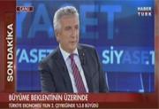 İSO Başkanı Erdal Bahçıvan HaberTürk'te, 09.09.2015
