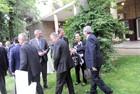 Meclis Heyeti Tahran'da Çok Sıcak Karşılandı